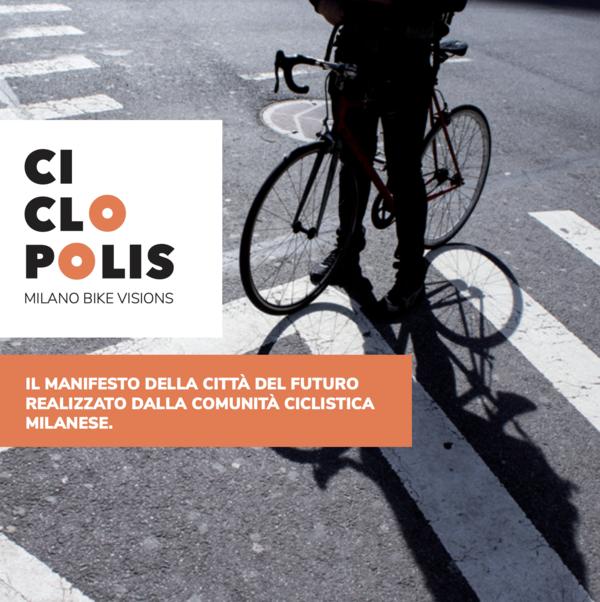 Il manifesto di Ciclopolis.