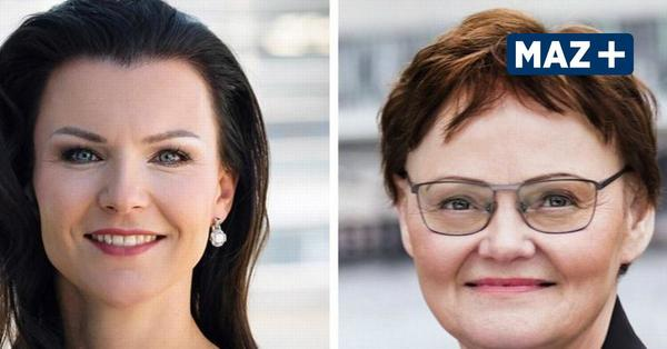 Bundestagswahl: Was Sylvia Lehmann (SPD) und Jana Schimke (CDU) nun vorhaben