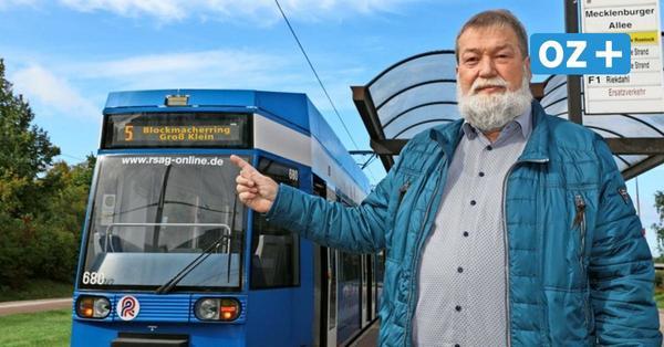 Neue Linie für Rostocks Straßenbahn im Gespräch: Wo sie entlang führen soll