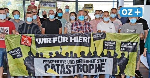 Caterpillar schließt Standort Rostock: 130 Motorenbauer verlieren ihre Jobs