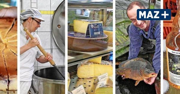 Wurst, Käse, Obst und Gemüse aus Dahme-Spreewald und Teltow-Fläming: Hier gibt es Hofläden in der Region