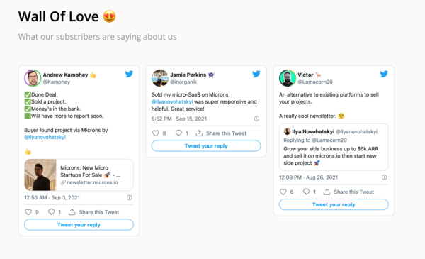 Do you like how Twitter cards are shown?