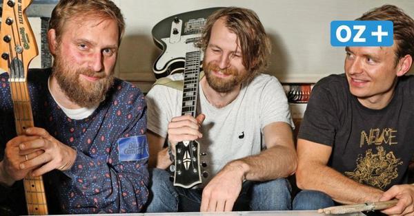 Seit 20 Jahren Rockmusik: Rostocker Band Burnin' Blankets spielt im Peter-Weiss-Haus