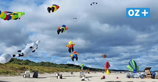 Hier ist am Wochenende auf Usedom und dem Festland was los: Drachenfest, Radtour, Stadtlauf und Weltstars