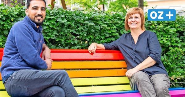 Greifswald soll bunter werden: Grüne wollen Regenbogenbänke in der Stadt aufstellen