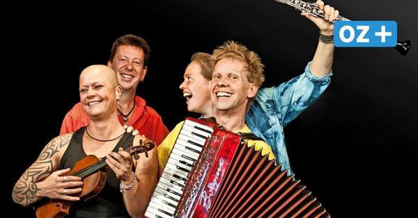 Greifswald:Klezmer-Musik, Tierparkfest, Kunstabend und Schauspiel am Wochenende