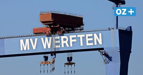 MV Werften: So viele der gekündigten Mitarbeiter haben schon neue Jobs