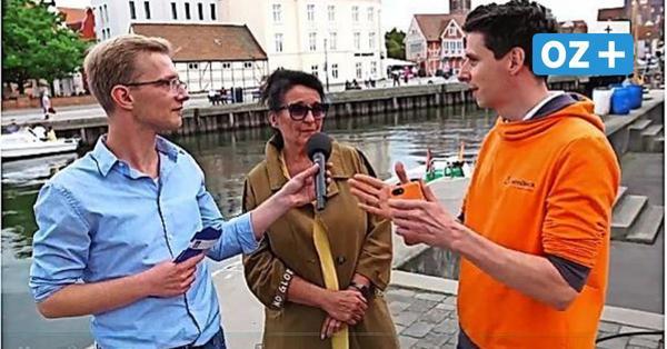 """Unternehmerin aus Wismar: """"Ich wünsche mir, dass die Regierung wieder Mensch wird"""""""
