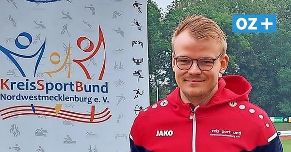 Wismarer Marc Hünerbein berät die Sportvereine in Nordwestmecklenburg