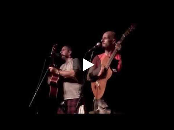The Sorries - Killiecrankie, live at the Edinburgh Fringe 2016