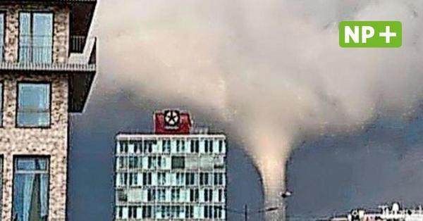 Tornado in Kiel: So lief das Wetterphänomen ab