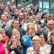 Nur Karl Lauterbach mit Maske: Foto sorgt für Kritik - SPD-Fraktion reagiert