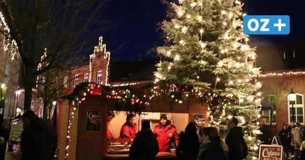 Entscheidung steht: Wird der Weihnachtsmarkt in Ribnitz-Damgarten stattfinden?
