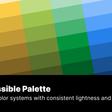 Accessible Palette