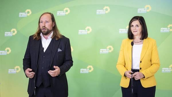 """Grüne wollen Unterschiede mit der FDP """"in den Griff kriegen"""" - der Liveblog"""