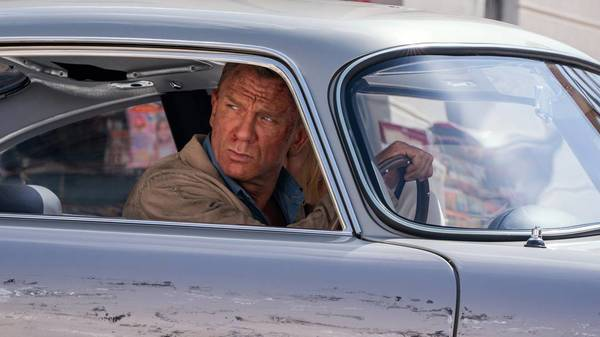 Würdiges Finale für Daniel Craig als 007