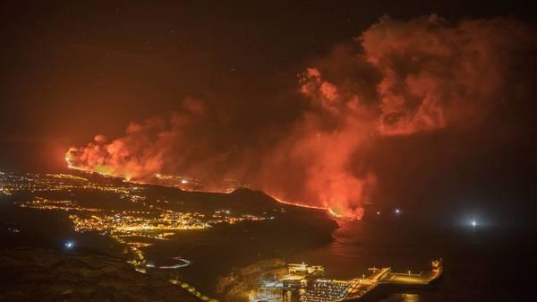 Nach Vulkanausbruch: La Palma wird größer