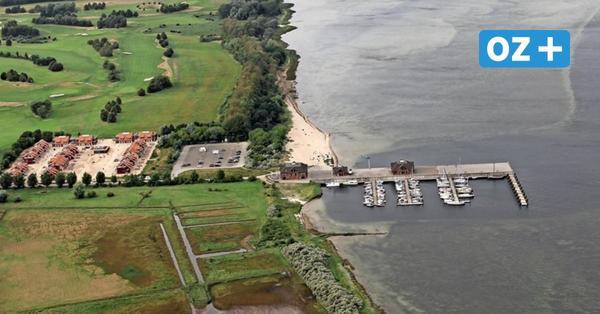 Hohen Wieschendorf: Eine Seilbahn an der Ostsee geplant