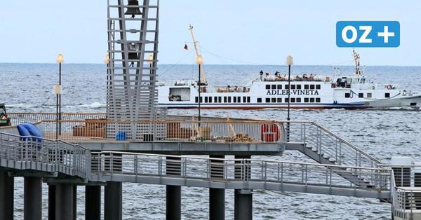 Usedom: Adler-Schiffe verlängern die Sommersaison bis Ende Oktober