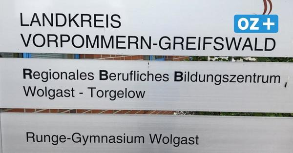 Berufsschule Wolgast: Lehrer funken SOS wegen großer Technik-Probleme