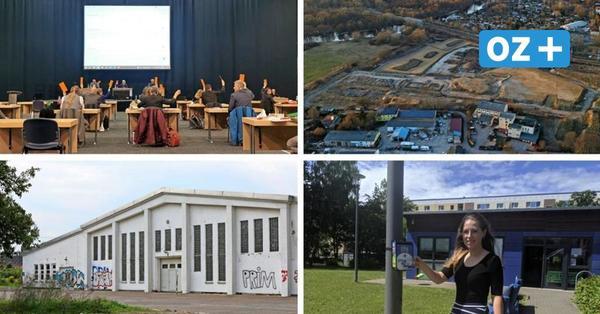 Solarmodule, Fiete-Reder-Halle, Frauenhaus: Das hat die Rostocker Bürgerschaft beschlossen