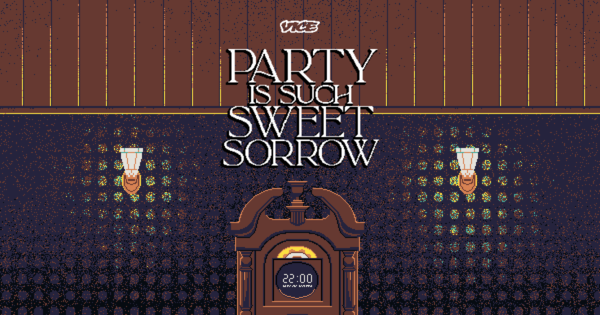 Party Is Such Sweet Sorrow