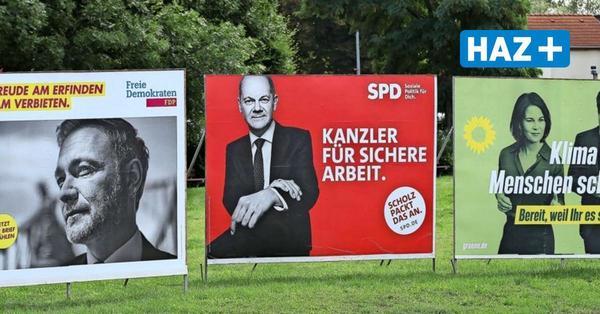 Demut, Anstand und Frust: Das denken HAZ-Leserinnen und -Leser über die Ergebnisse der Bundestagswahl