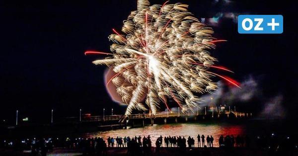 Insel Usedom: Gibt es in diesem Jahr wieder ein XXL-Feuerwerk zum Tag der Deutschen Einheit?
