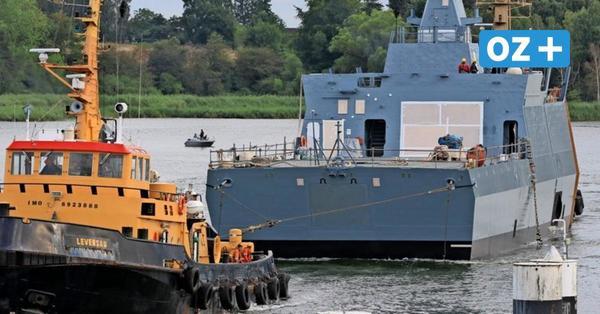 Lürssen strukturiert um – Entwarnung für die Wolgaster Peene-Werft