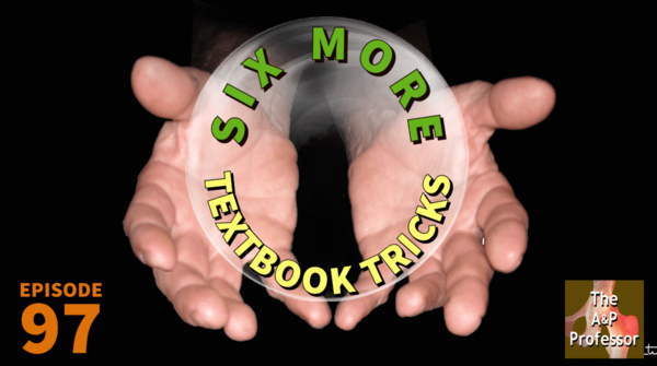 Six More Textbook Tricks   Using Textbooks Effectively   TAPP 97