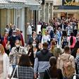 """Einkaufen in Hannover:""""Corona spielt keine Rolle mehr"""""""