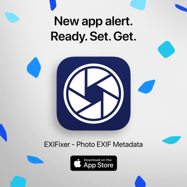 EXIFixer for iOS