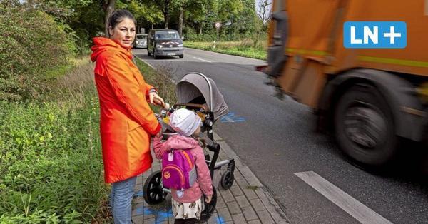 Rothebek-Kita-Eltern bekommen Ampel an der Kronsforder Landstraße