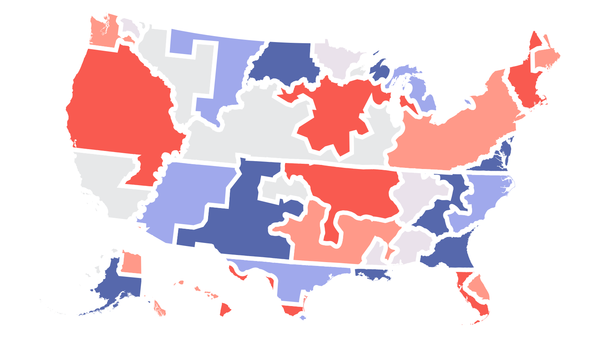 What Redistricting Looks Like In Every State