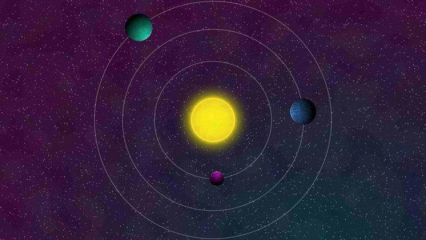Generating SVG Solar Systems
