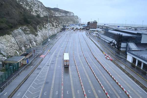 How Brexit and Covid-19 caused the number of HGV drivers in the UK to plummet