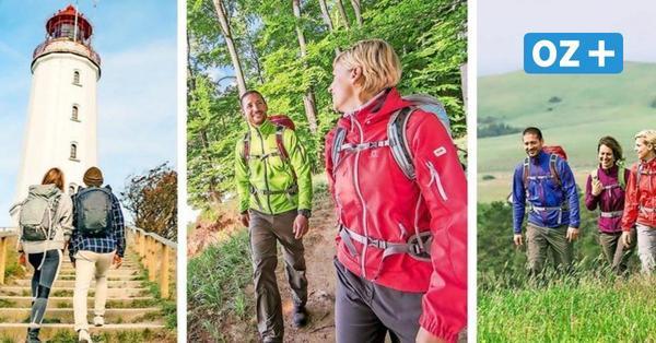 Wandern in MV: Diese sieben tollen Touren für den Herbst sollten Sie kennen