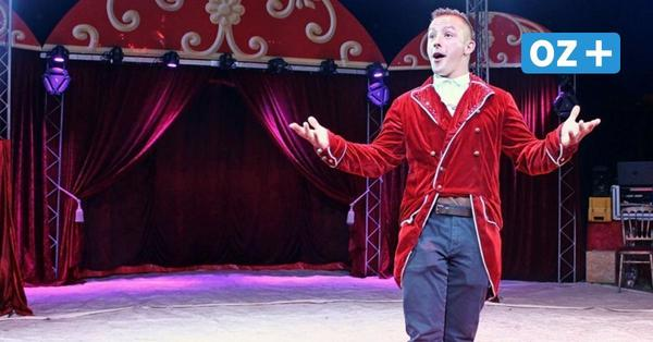 Circus Huberti zu Gast in Greifswald: Wie ist das Leben als Zirkusartist?
