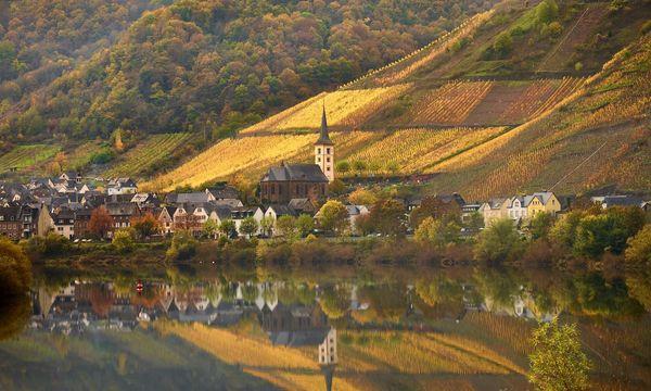Kurzurlaub in der Natur: 10 Orte, die im Herbst besonders schön sind