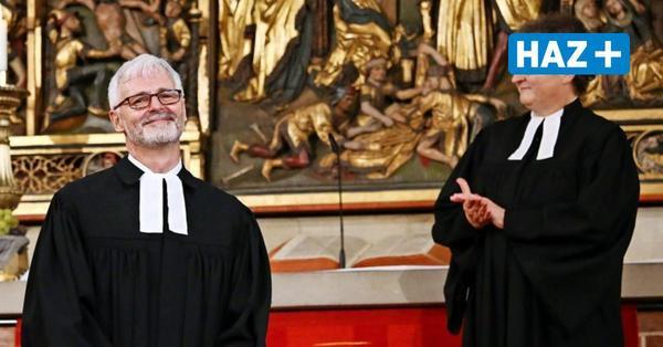 Marc Blessing ist neuer Pastor der Marktkirche in Hannover