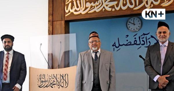 Die Ole Hus Koppel führt ins islamische Wohngebiet von Nahe
