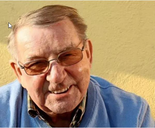 Gesicht des Tages: Peter Priemel (Foto: Gert Nitzsche)