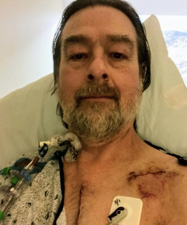 Recent heart transplant patient denied remote teaching ask