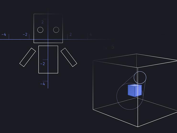 Creating 3D Characters in Three.js - Codrops