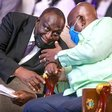 Alan Kyerematen is workaholic, he has dreamed of becoming President for a long time — Akufo Addo tells Asantehene