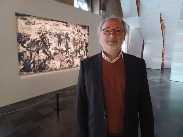 """Piet Chielens prend congé du musée """"In Flanders Fields"""". - Piet Chielens neemt afscheid van In Flanders Fields"""
