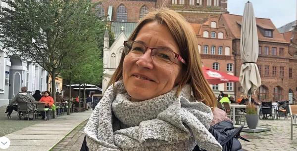 Gesicht des Tages: Anke Becker (Foto: Kay Steinke)