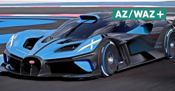 Jury entscheidet: Bugatti Bolide ist der schönste Hypersportwagen der Welt