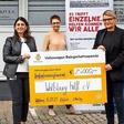"""Volkswagen: Belegschaftsspende: 25.000 Euro für""""Wolfsburg hilft"""""""