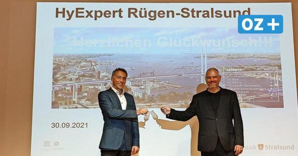 Stralsund: Wo für die Wasserstoffproduktion neue Windräder gebaut werden sollen